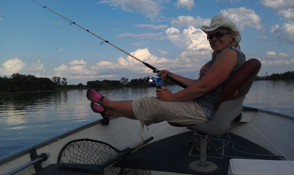 Contact us northerngirl for Rainy river fishing