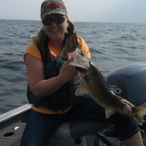 Mil Lacs Walleye Fishing Rocks – Lowrance – You gotta have one!